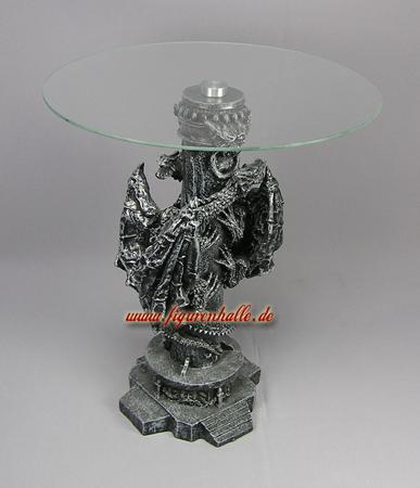 Drachen Tisch Material Kunstharz Grsse Hhe Ca 85 Cm Gewicht 1530 Kg