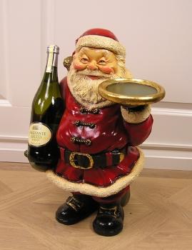 Figurenhalle Weihnachtsmann Flaschen Butler Figur Kaufen