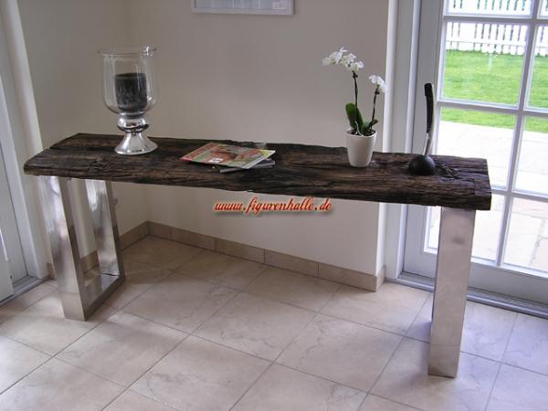 Figurenhalle - Schwemmholt Wandtisch Tisch Möbel