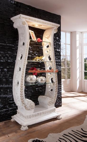 figurenhalle barock rokoko vitrine. Black Bedroom Furniture Sets. Home Design Ideas